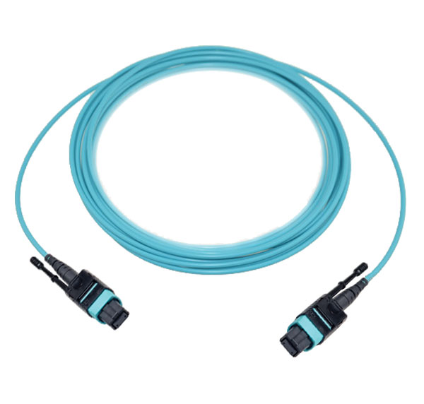 Core Push Pull Cable : Om mtp mpo patch cable with push pull tabs fiber